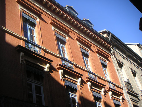 toulouse home hunting
